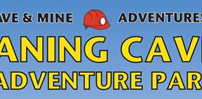 Cave and Mining Banner - 84 x 144